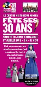 30 ans du Centre Historique Minier