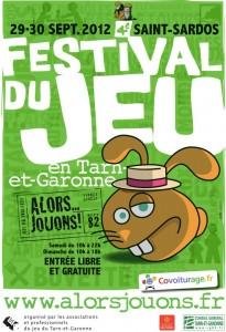 Festival de jeux Alors... Jouons ! 2012