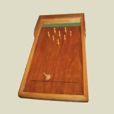 Nouveau jeu d'adresse : Toupie bowling
