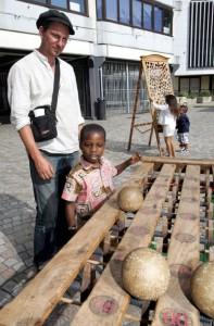 Article sur Wellouëj dans La Voix du Nord du 8 octobre 2012