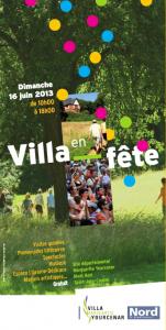 Villa en fête 16 juin 2013