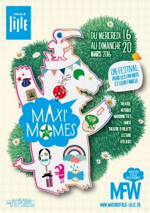 MaxiMomes #10 - affiche