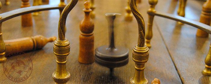 haut-table à toupie