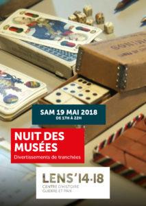 Nuit de Musées lens14-18v