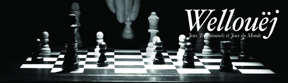 le monde des jeux d'échecs