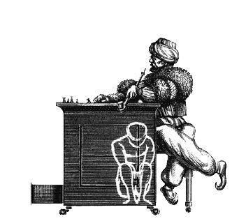 turc mécanique figure 2