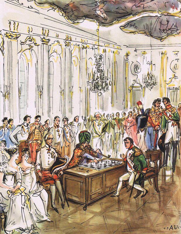 napoléon et le turc mécanique