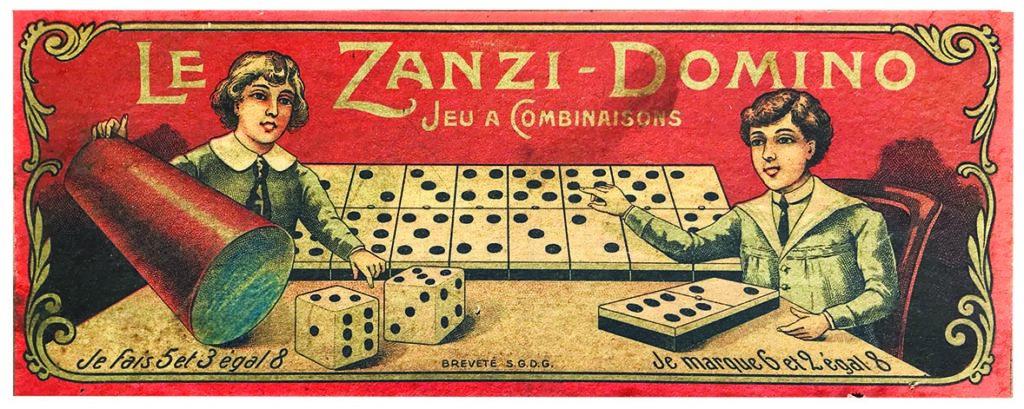 le zanzi-domino boite