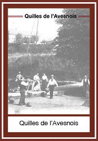 Quilles de l'Avesnois – un jeu bien traditionnel