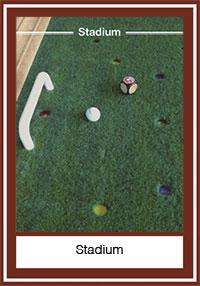 Stadium – un jeu de doightball plutôt