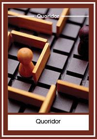 Quoridor – savoir créer son labyrinthe